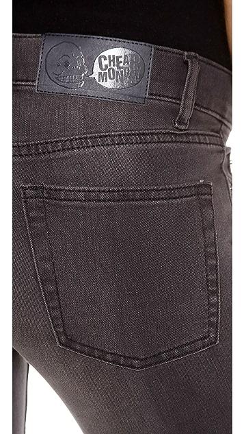 Cheap Monday Super Stretch Jeans