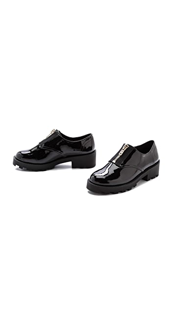Cheap Monday Go Tractor Oxfords