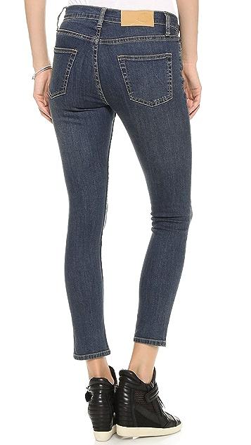 Cheap Monday Prim Cropped Jeans