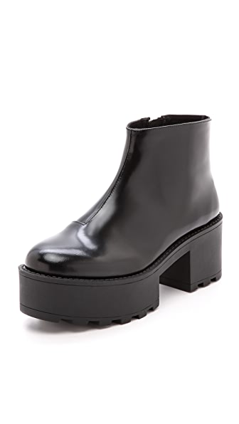 Cheap Monday Tractor High Booties