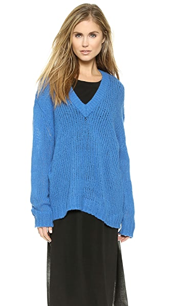 Cheap Monday Plexus Knit Sweater | SHOPBOP