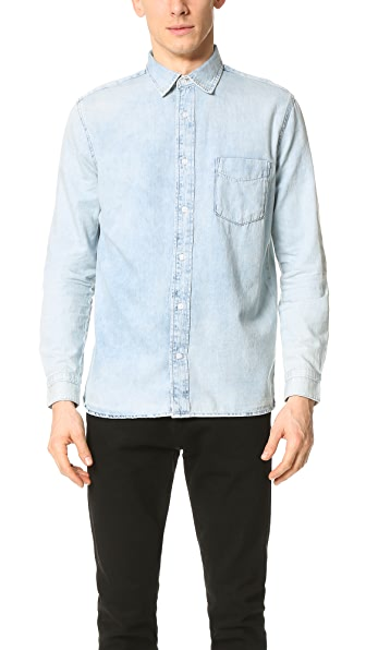 Cheap Monday Air Denim Shirt