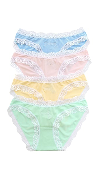 Cheek Frills The Dream Panties Set