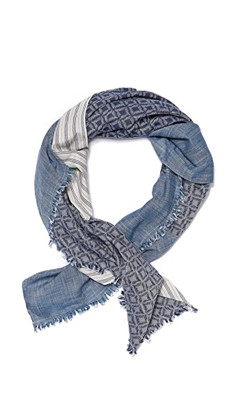 Chief Chevron Square Scarf