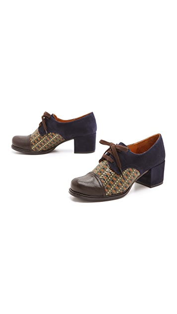 Chie Mihara Shoes Colemena Oxfords
