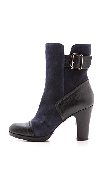 Chie Mihara Shoes Costa Buckle Booties