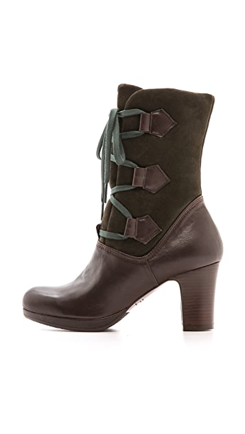Chie Mihara Shoes Pompeia Hiking Boots