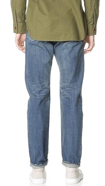 Chimala Selvedge Denim Narrow Cut Jeans