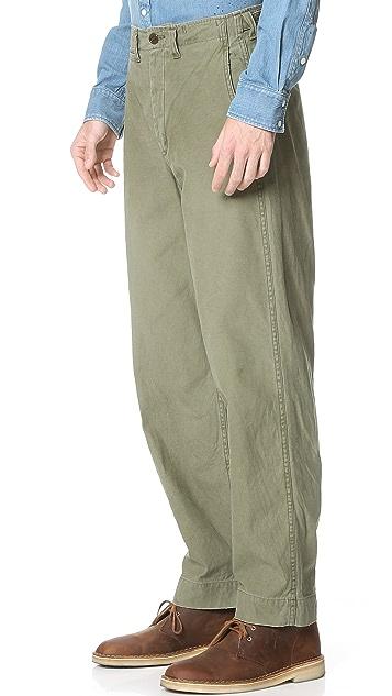 Chimala US Military Field Pants
