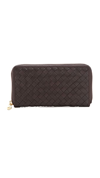 Christopher Kon Lady Woven Wallet