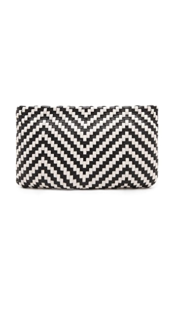 Christopher Kon Alisson Clutch