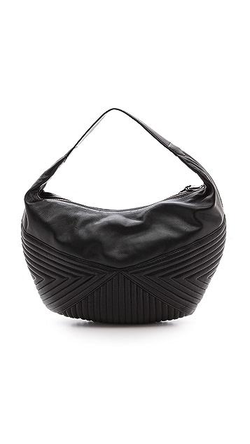 Christopher Kon Quilted Hobo Bag