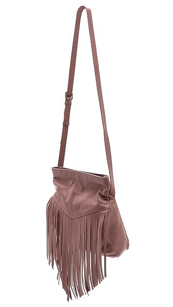 Christopher Kon Fringe Cross Body Bag