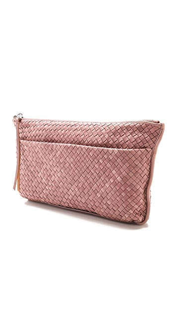 Christopher Kon Large Woven Clutch