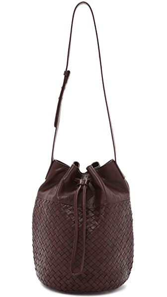 Christopher Kon Woven Bucket Bag