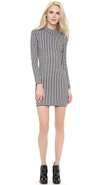 Chloe Sevigny for Opening Ceremony Gingham Dress