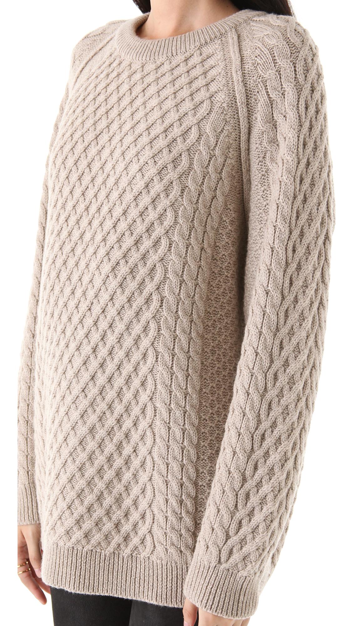 9af1250b18b Chinti and Parker Aran Sweater