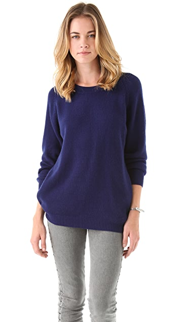 Chinti and Parker Fishergirl Cashmere Sweater