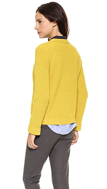 Chinti and Parker Crew Neck Sweater