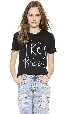 CHRLDR Tres Bien T-Shirt
