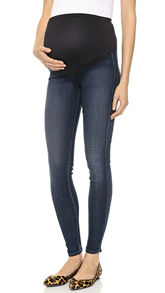 Citizens of Humanity Maternity Koi Denim Leggings | 15% off first ...