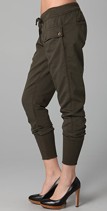 Citizens of Humanity Colony Drawstring Cargo Pants