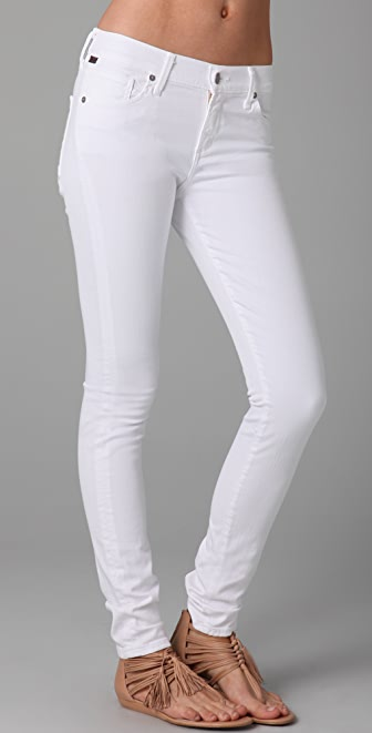 Citizens of Humanity Thompson High Rise Skinny Jeans