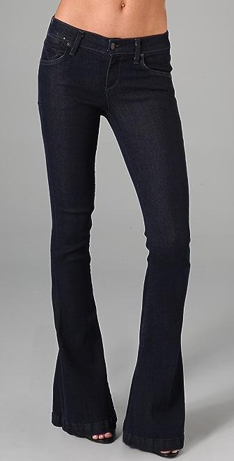 Citizens of Humanity Devote Skinny Rocker Ultra Flare Jeans
