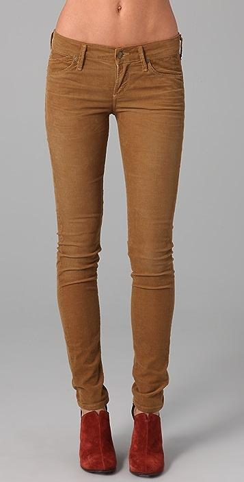 Citizens of Humanity Avedon Skinny Corduroy Pants