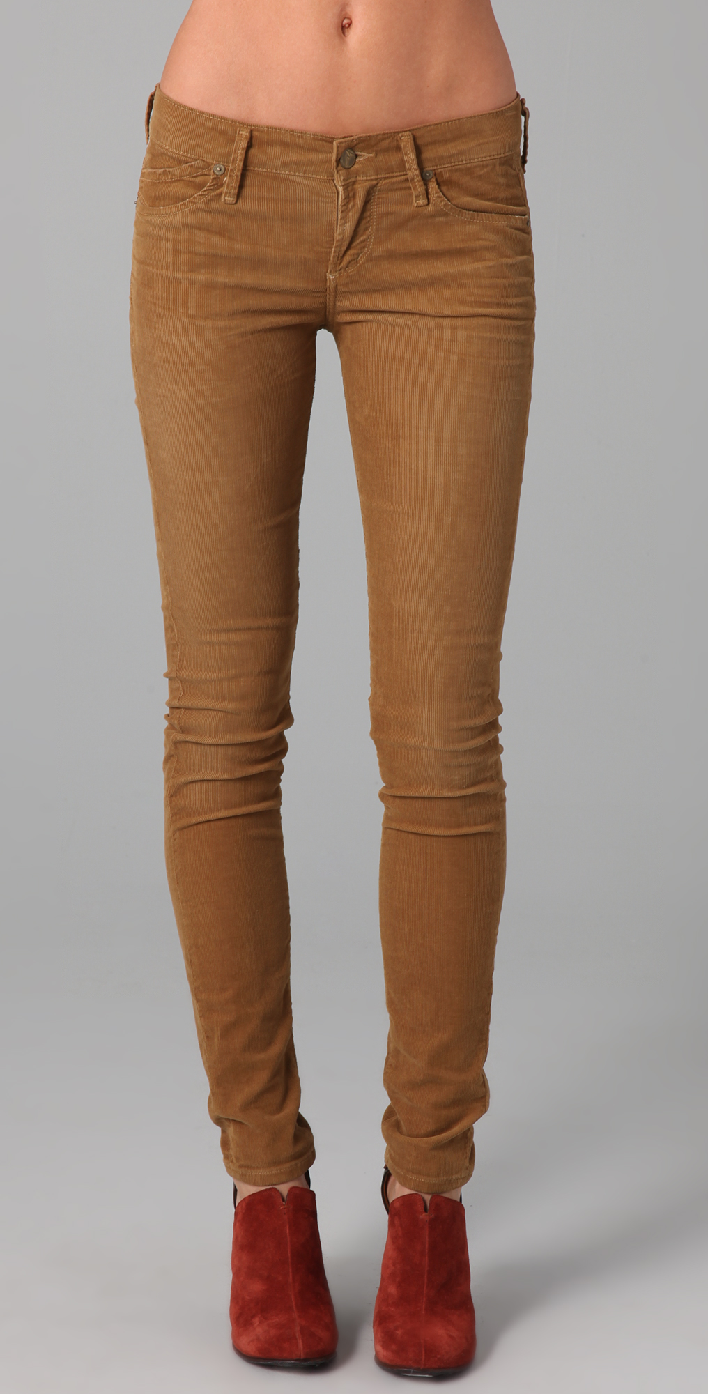 Citizens of Humanity Avedon Skinny Corduroy Pants | SHOPBOP