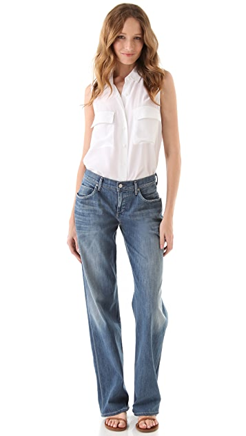 Citizens of Humanity Fusion Billow Loose Fit Jeans