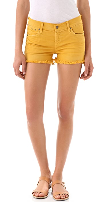 Citizens of Humanity Manic Cheeky Shorts