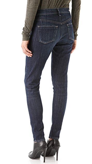 Citizens of Humanity Sterling Slouchy Skinny Jeans