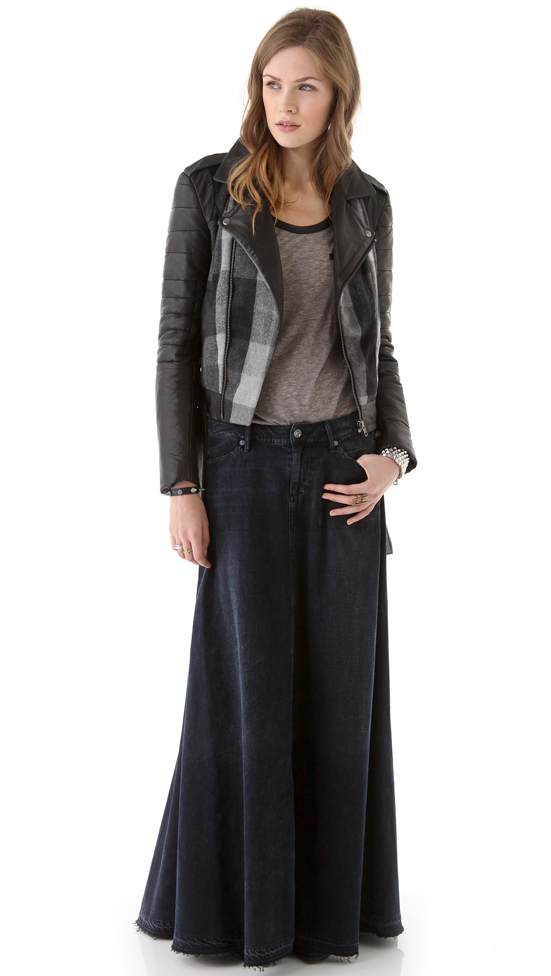 f5e8a885a0 Citizens of Humanity Anja Maxi Skirt | SHOPBOP