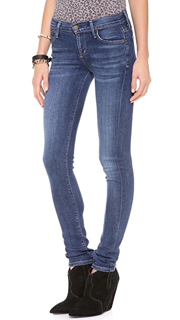 Citizens of Humanity Avedon Slick Skinny Jeans