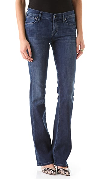 Citizens of Humanity Emmanuelle Slim Boot Cut Jeans