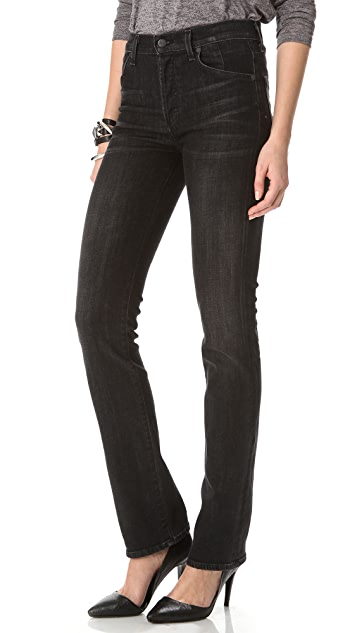 Citizens of Humanity Arley High Waist Straight Leg Jeans