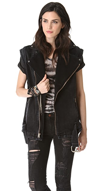 Citizens of Humanity Moto Vest