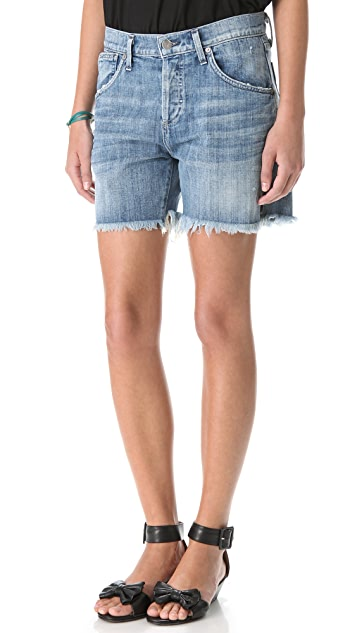 Citizens of Humanity Ines Cutoff Shorts