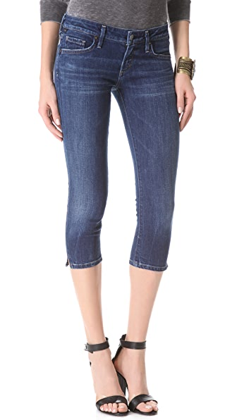 Citizens of Humanity Racer Crop Jeans