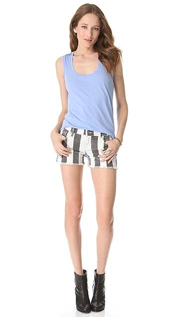 Citizens of Humanity Ava Cutoff Shorts
