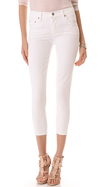 Citizens of Humanity Crop Rocket Jeans