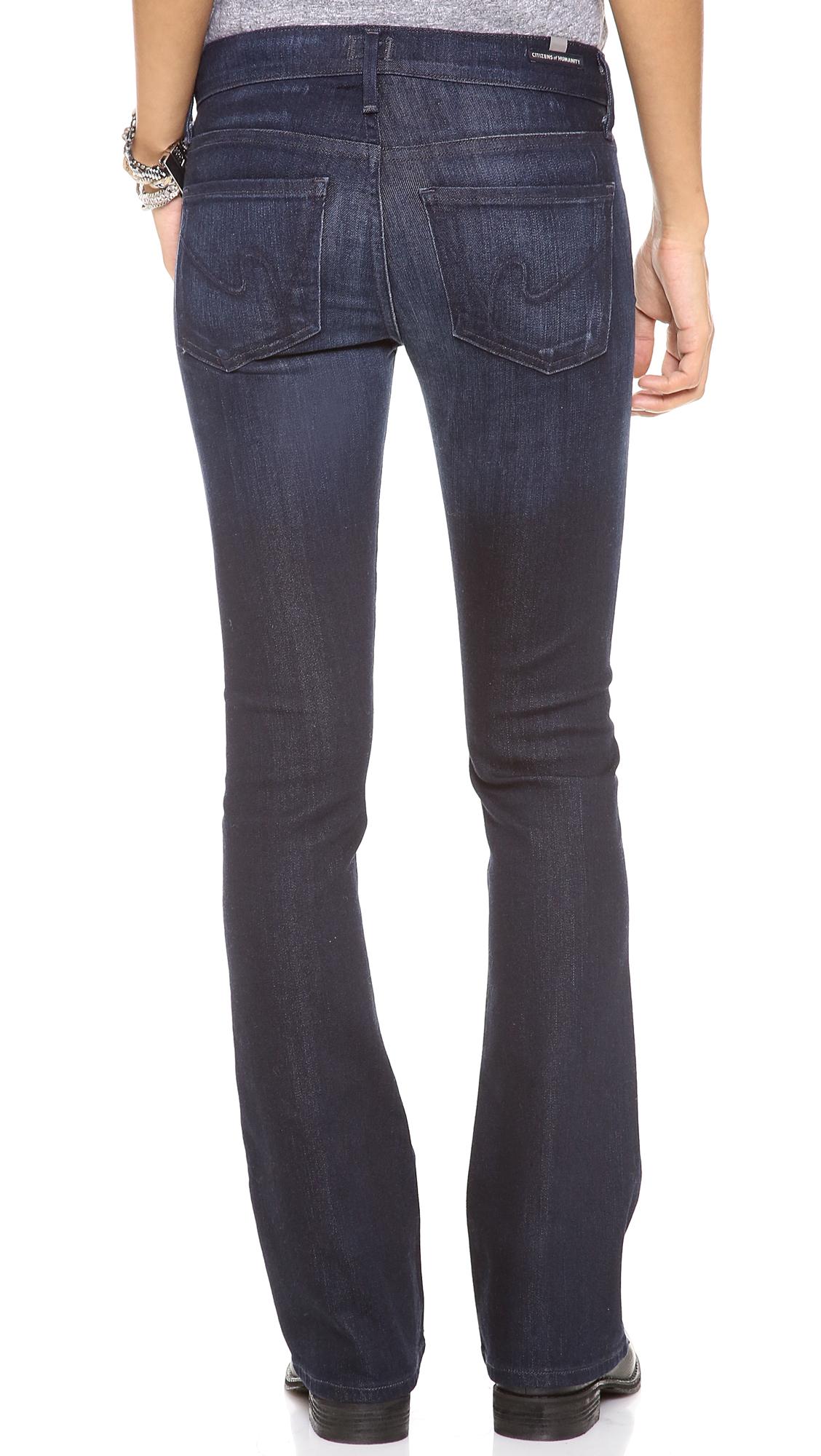 054d68d975e Citizens of Humanity Emmanuelle Petite Slim Boot Cut Jeans | SHOPBOP