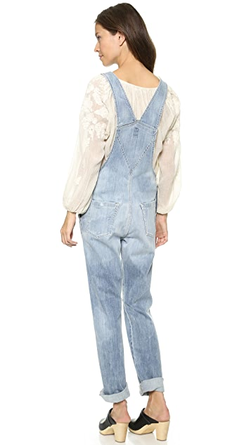 Citizens of Humanity The Quincey Overalls
