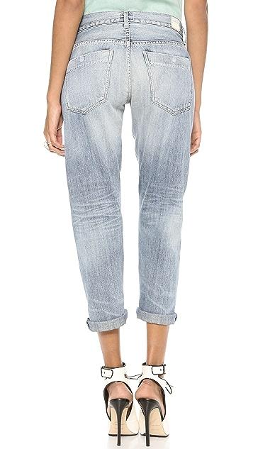 Citizens of Humanity Premium Vintage Skyler Crop Jeans