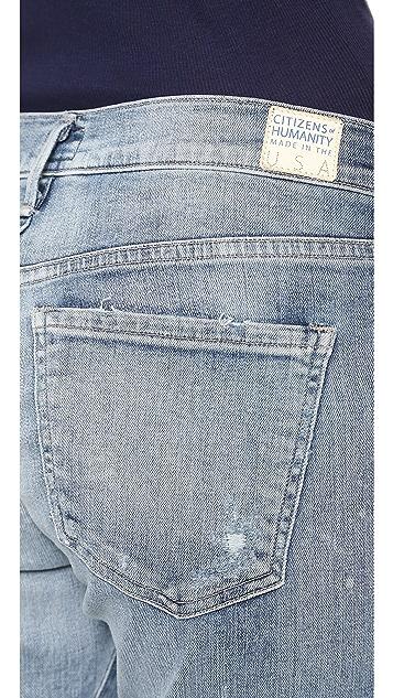 Citizens of Humanity Premium Vintage Emerson Slim Boyfriend Jeans