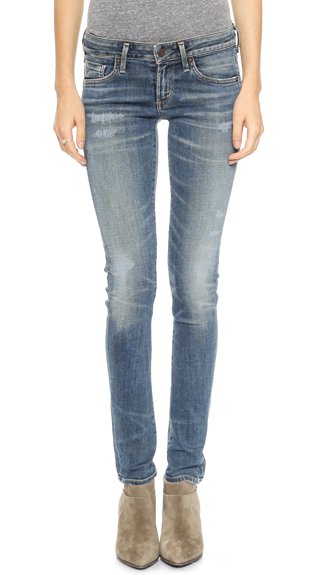6c0c5f6be957 Citizens of Humanity Racer Skinny Jeans