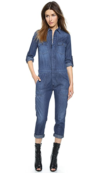 Citizens Of Humanity Tallulah Jumpsuit - Stereo
