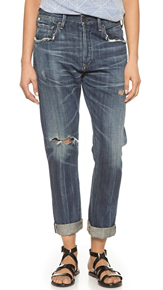 Citizens of Humanity Corey Slouchy Slim Jeans