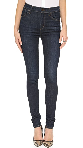 Citizens of Humanity Carlie High Rise Sculpt Skinny Jeans In Foxy